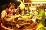 Chợ Quê phố biển đón hàng ngàn lượt khách trong 2 ngày khai trương