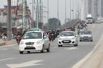 Các tài xế taxi ở Hà Nội cần biết thông tin này