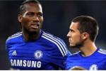 Báo Anh: Eden Hazard sa sút vì Drogba