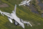 Chiến cơ F-16 Na Uy 'cướp cò' bắn thẳng vào sỹ quan mặt đất
