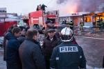 Tin thêm vụ cháy chợ có nhiều người Việt làm ăn ở Nga