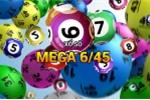 Truyền hình trực tiếp: Kết quả xổ số tự chọn Mega 6/45