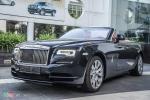 Siêu xe mui trần Rolls-Royce Dawn giá hơn 30 tỷ độc nhất Việt Nam