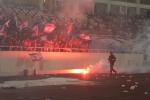 Làm loạn Mỹ Đình, CĐV Hải Phòng bị cấm đến sân khách hết mùa giải