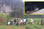 Cô giáo tương lai bị hiếp, giết khi đi chăn bò: Phát hiện thi thể nghi phạm trong hang đá?