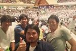 Công Phượng, Tuấn Anh khoe clip đi xem sumo
