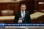Nghị sĩ Mỹ mang muỗi tới phiên họp Quốc hội