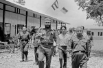 Hình ảnh 3 lần tới thăm Việt Nam của nhà lãnh đạo Cuba Fidel Castro