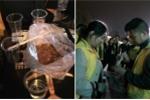 Cửa hàng bắt nhân viên ăn côn trùng tươi trộn rượu vì không hoàn thành chỉ tiêu gây phản cảm