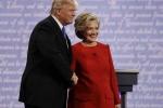 Những 'đòn hiểm' có thể hạ gục Clinton mà Trump bỏ qua trong tranh luận