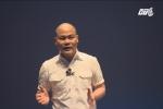 Ra mắt Bphone 2: Xem lại màn giới thiệu cực 'chất' của CEO Quảng 'nổ'