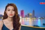 Hoa hậu Ngọc Duyên bật khóc khi được hỏi về hoàn cảnh nghèo khổ