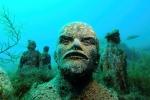 Bảo tàng độc nhất vô nhị, trưng bày tượng Lenin, Stalin dưới đáy Biển Đen