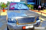 Land Rover được độ từ 15 tỷ tiền xu