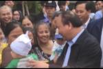 Video: Thủ tướng thăm hỏi cư dân chung cư thu nhập thấp ở Hà Nội