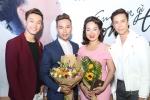 'Mỹ nam 18+' Hoàng Kỳ Nam đến chúc mừng Huỳnh Tân ra mắt album đầu tay