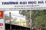 Điểm chuẩn Đại học Hà Nội năm 2015