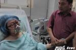 Nữ chiến sỹ từ chối điều trị ung thư để sinh con: 'Con muốn mặc lại quân phục, con còn nhiều việc muốn làm'