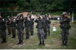 Bình thường họ là những người làm nhiệm vụ giữ gìn an ninh ở biên giới với Triều Tiên