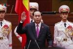 Chủ tịch nước Trần Đại Quang lần thứ hai tuyên thệ nhậm chức