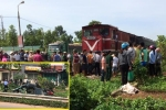 Lái ô tô qua đường ray, Chủ tịch Hội Khuyến học huyện bị tàu hỏa tông chết