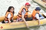 Noo Phước Thịnh cùng các học trò nhí 'quậy tưng' Thái Lan