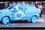 Clip: Ôtô đỗ nhầm vào chỗ dành cho người khuyết tật và cái kết 'đắng'