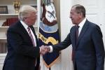 Nếu để lộ tin tình báo cho Nga, ông Trump có phạm luật không?