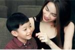 Hà Hồ nói tiếng Anh 'như gió' với con trai gây sốt