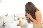 Những tác hại khi để tóc ướt đi ngủ