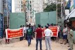 Tân Bình Apartment: Chậm giao nhà vì chủ đầu tư tham thêm tầng