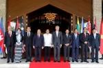 Cấp cao ASEAN ra tuyên bố chung về tranh chấp Biển Đông