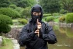 Sự thật về phép độn thổ, phân thân thành trăm người của Ninja Nhật Bản