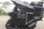 Sửng sốt xem người Việt sáng tạo 'siêu xe' độc nhất Thế giới