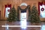 Clip: Nhà Trắng lung linh với lễ Giáng sinh cuối cùng của nhà Obama