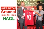 HAGL dừng hợp tác với Arsenal: Giữ học viện HAGL JMG, tiếp tục cho cầu thủ ra nước ngoài tập huấn