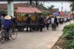 Nổ lớn trong đêm ở Nam Định: 3 ngôi nhà chìm trong tiếng khóc tang thương