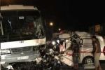 Tai nạn thảm khốc ở Quảng Ninh, 5 người trên xe cấp cứu thương vong