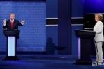 Video: Vừa khẳng định rất tôn trọng phụ nữ, Trump lại gọi Clinton là người xấu xa