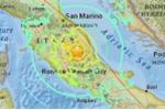 Động đất khủng khiếp ở Italia: Cả thị trấn biến mất