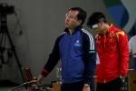 Hoàng Xuân Vinh thừa nhận đổi chiến thuật bắn chung kết