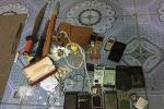 Bắt kẻ buôn ma túy sử dụng hàng loạt vũ khí nóng