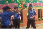 Bảo vệ còng tay giám đốc, rút súng doạ giáo viên: Công an vào cuộc điều tra
