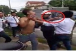 Sự thật clip 'soái ca' đánh hai kẻ xăm trổ, giải cứu người giao gas
