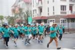 Hơn 1000 người tham gia giải chạy tại Khu đô thị Dương Nội