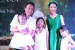 Vợ kém 18 tuổi của Việt Hoàn theo chồng bước chân vào showbiz