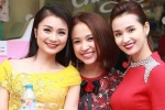 Vân Hugo tự tin đọ sắc với diễn viên Diệu Hương, Lã Thanh Huyền