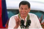 Tổng thống Duterte: Mỹ, EU cứ việc rút viện trợ, Philippines không cần