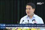 Chặt hạ 1.300 cây xanh: Chủ tịch Hà Nội cam kết rà soát kỹ lưỡng