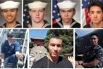 Xôn xao giả thiết 7 thủy thủ 'tự sát' để cứu chiến hạm Mỹ đâm tàu hàng